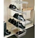 Pull-Out Shoe Rack Unit – Standard finish