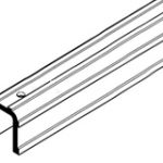 Top Channel 2100 mm – Standard finish