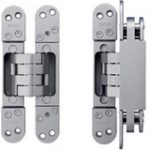 Basys Pivota DX38 40 kg – Satin Anodised Aluminium