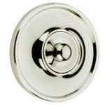 Bell Push Lipped Edge 74 mm – Polished Chrome Plate