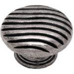 Torciglia Tondo 33 mm Cupboard Knob – Britannium
