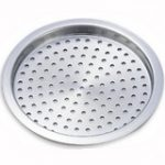 Circular Vent 60 mm – Satin Stainless Steel