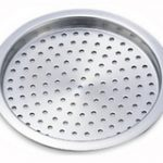 Circular Vent 85 mm – Satin Stainless Steel