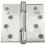 Stainless Steel Shrouded Bearing 102 x 89 mm Class 13 – Polished Stainless Steel