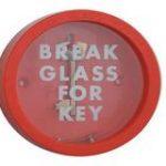 Break Glass Key Box – Standard finish