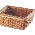 Wicker Basket 320 mm – Standard finish