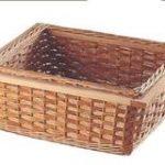 Wicker Basket 520 mm – Standard finish