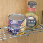 Shelf Basket 100 X 400 mm – Standard finish