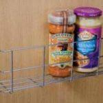 Jar and Bottle Rack – Standard finish