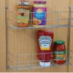 Jar and Bottle Rack Two Tier – Standard finish