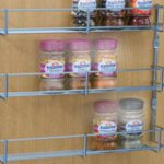 Spice and Packet Rack Three Tier Heavy Duty – Standard finish